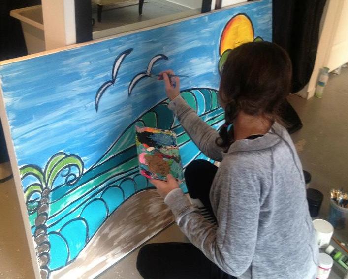 lisa parkes artist