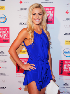 womens health I support women in sport awards 2014