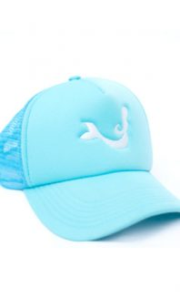 Blue Mermaid Hat