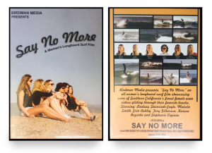 say no more dvd
