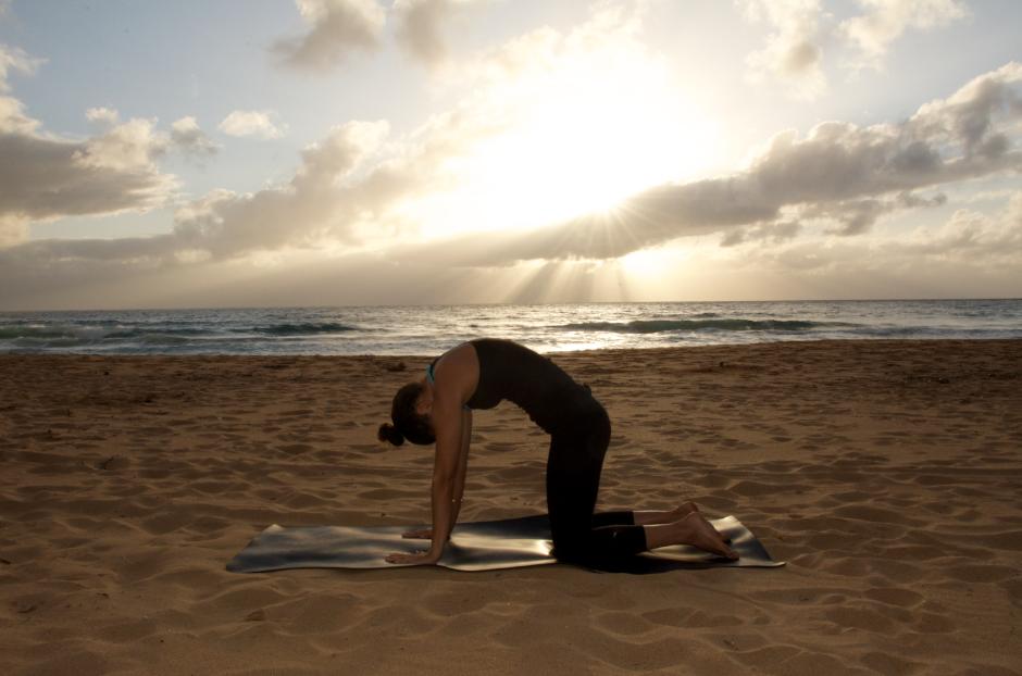 yoga week 2