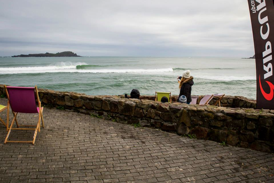 Mundaka, Spain Photo by Damien Poullenot