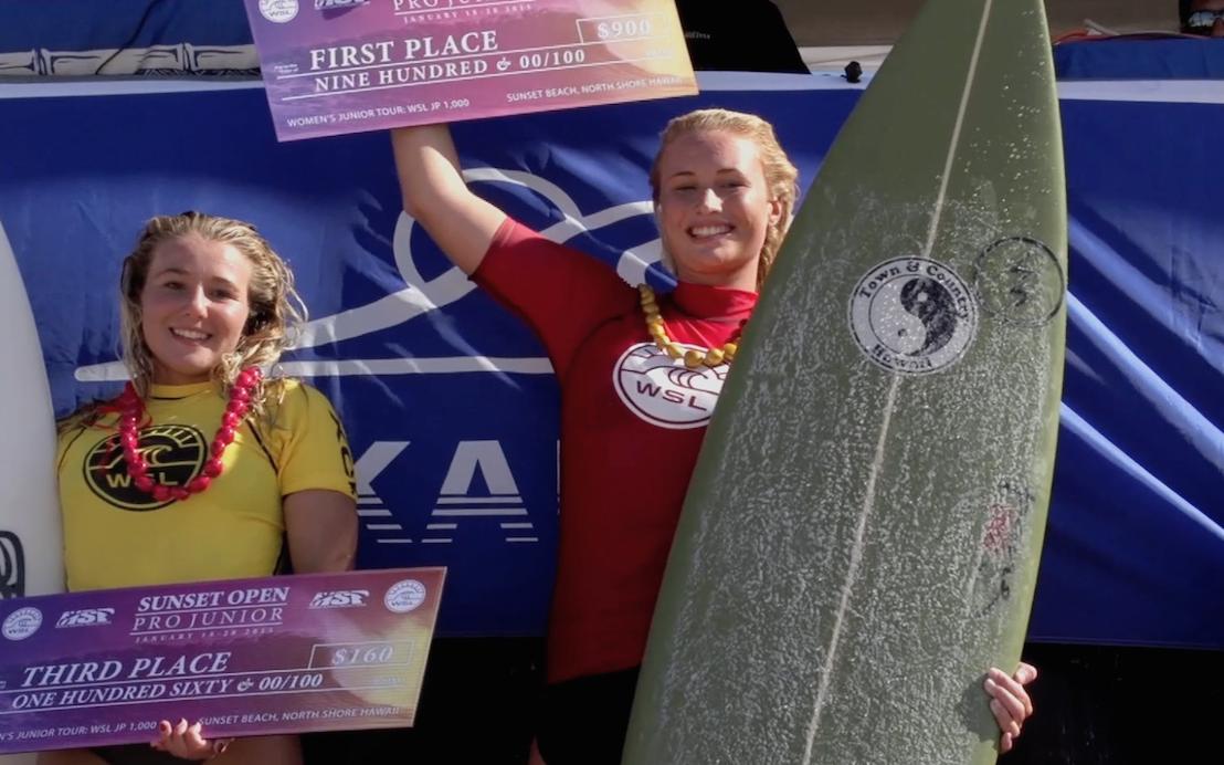 Dax McGill wins Sunset Beach Pro