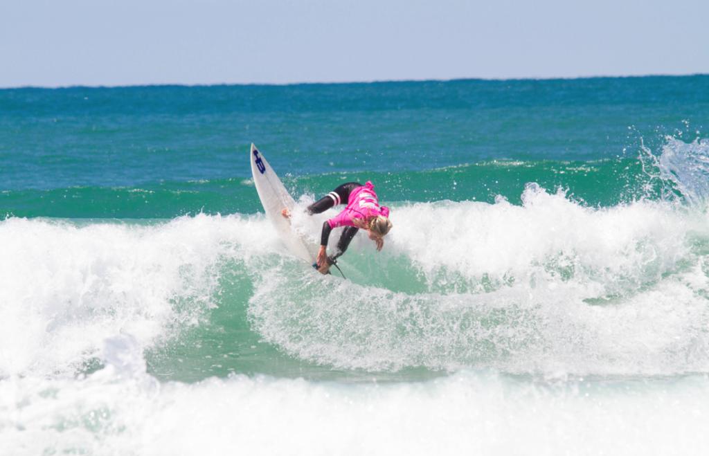 Kai Woolfe  photo by Surfing NZ / Jackson Bright
