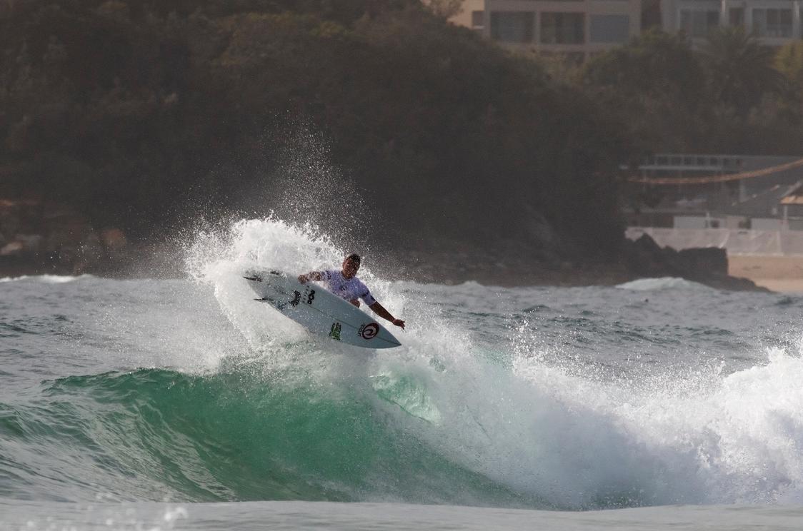 Tyler Wright 2015 Australian Open of Surfing Photo: Matt Dunbar/WSL
