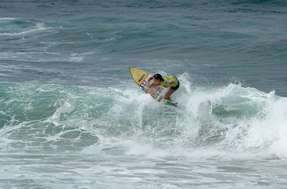 Mikaela Greene photo by Surfing NSW