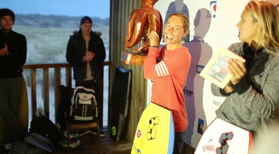 Joana Schenker La Salie Pro France 2015