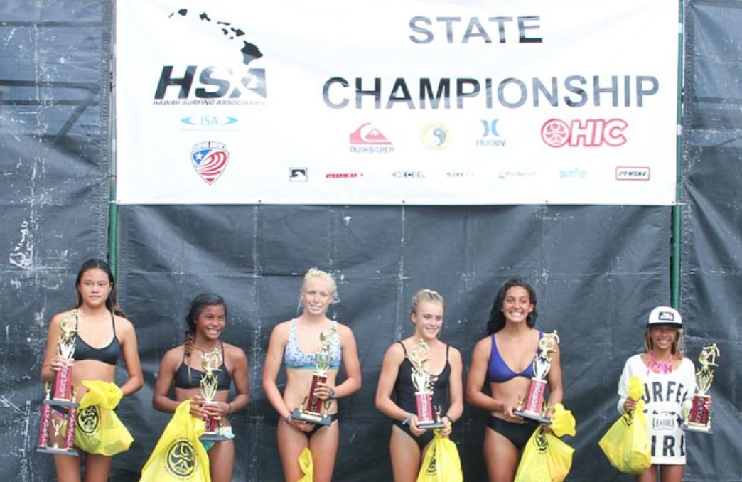 2015 Hawaiian State Championships