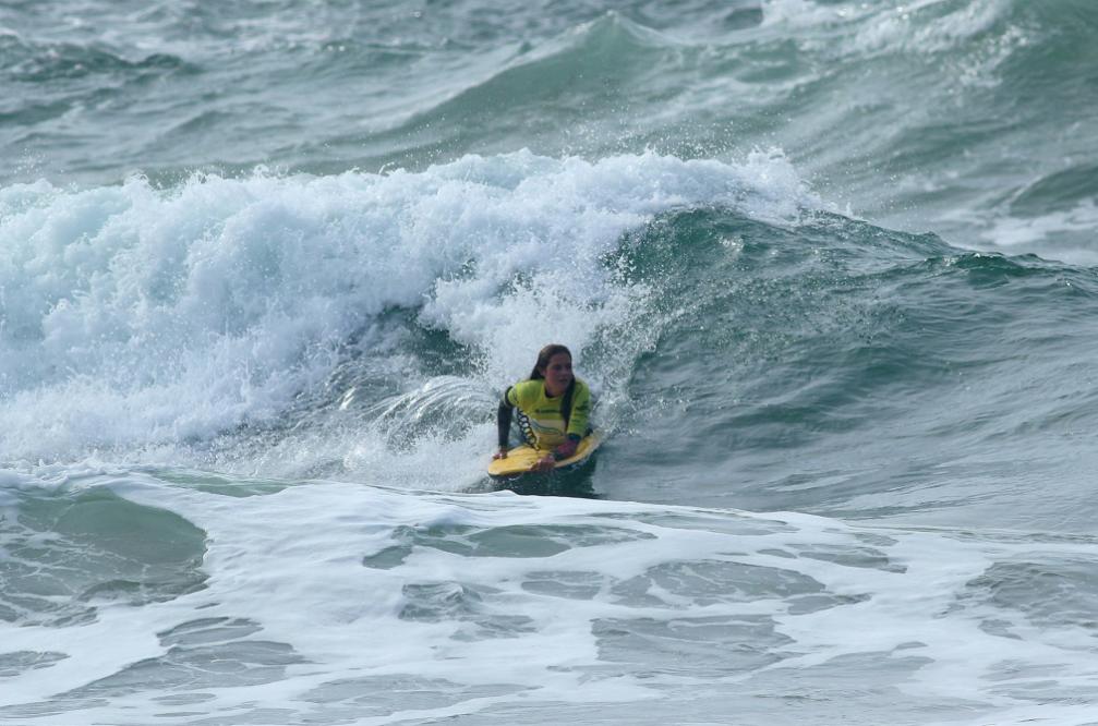 Teigan Gillett NSW State Titles 2015 Photo by Surfing NSW