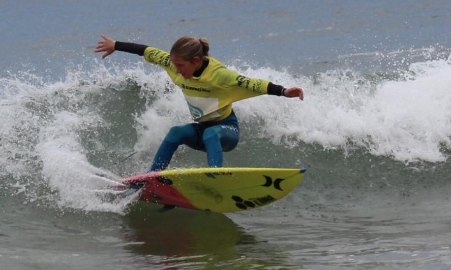 Cedar Leigh-Jones photo by Manly Surf School