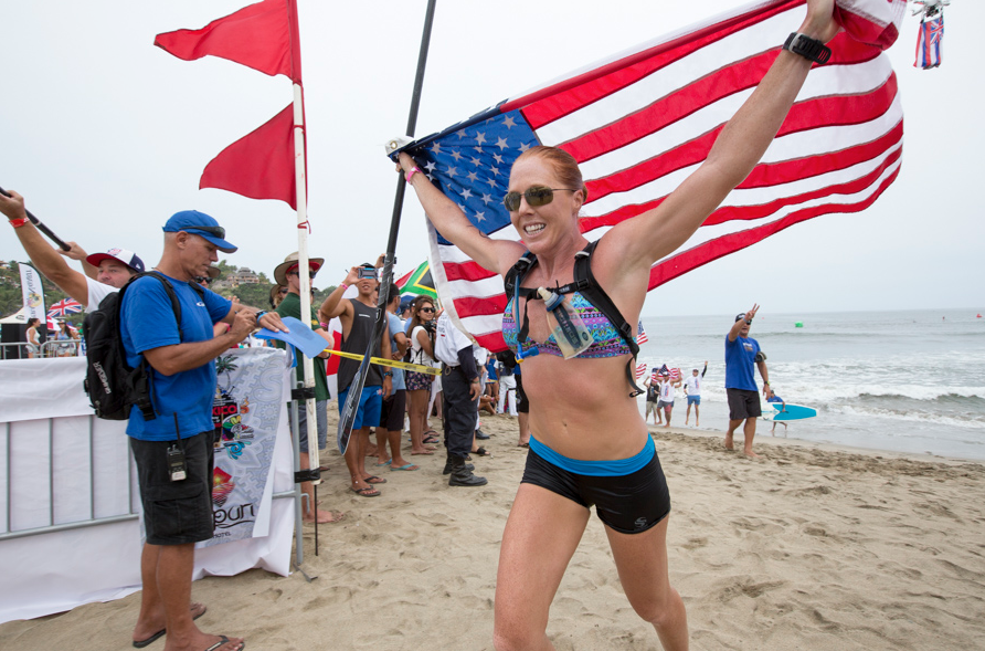 Candice Appleby (USA) ISA World SUP Games 2015  PHOTO ISA/Reed