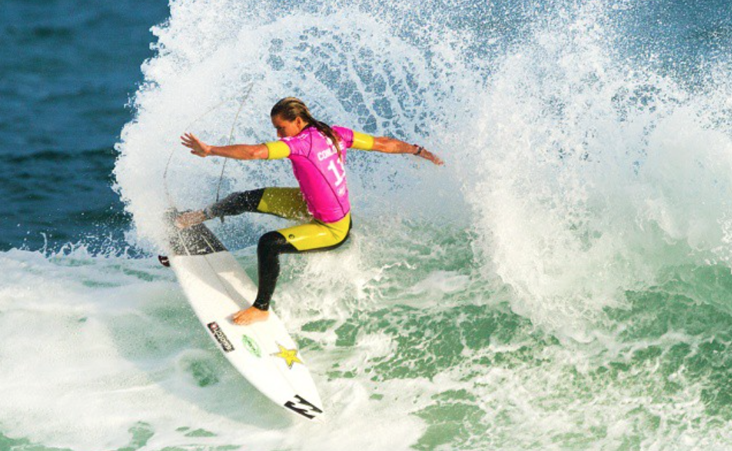Courtney Conlogue Oi Rio Pro photo by @danielsmorigo