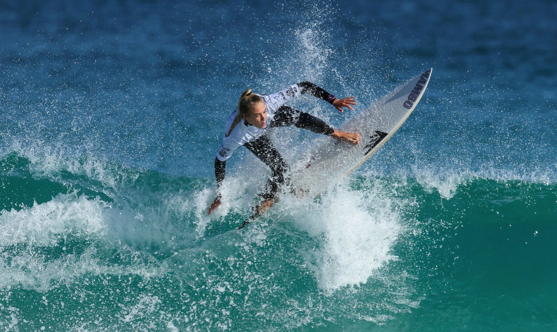 Denver Young photo by Nick Woolacott / Surfing WA