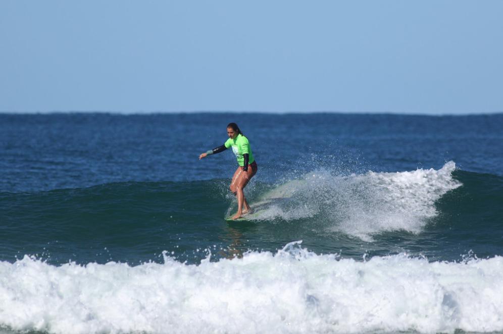 Kirra Innes photo by Surfing NSW