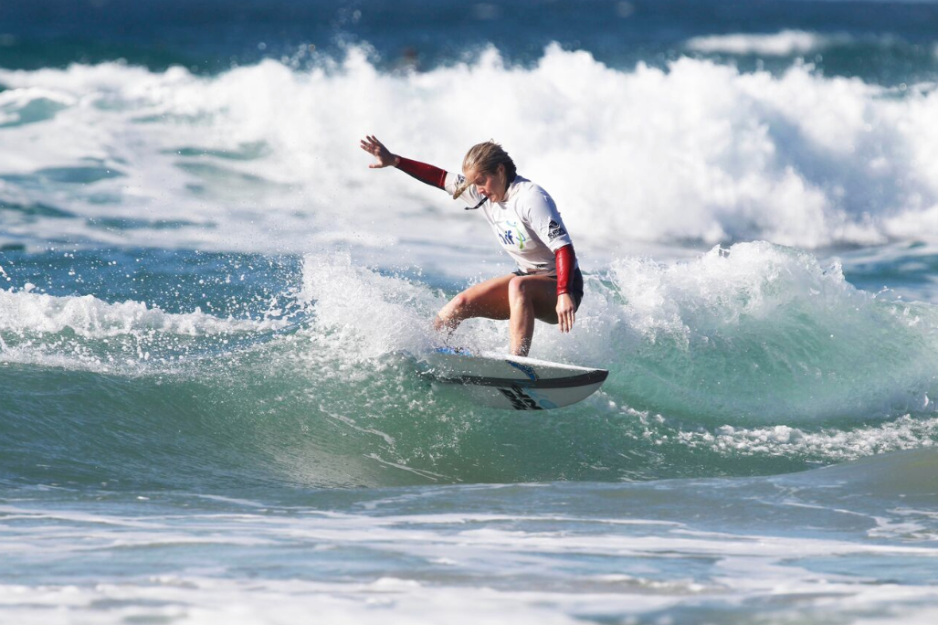 Sophie McCulloch photo by Surfing Queensland / Cory Roberts