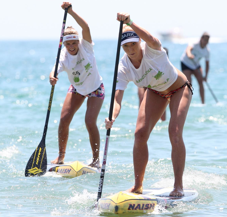 Candice Appleby 2015 Barcelona World SUP SERIES