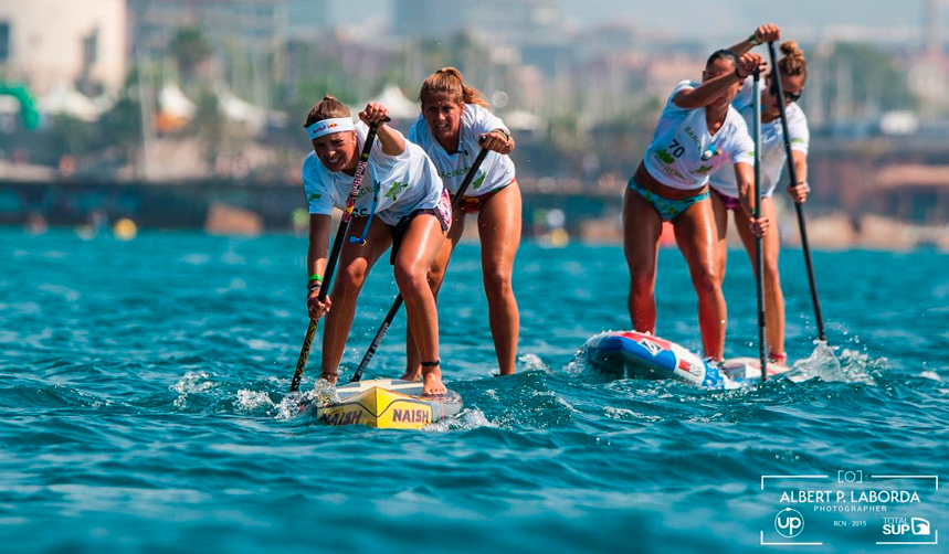 2015 Barcelona World SUP SERIES