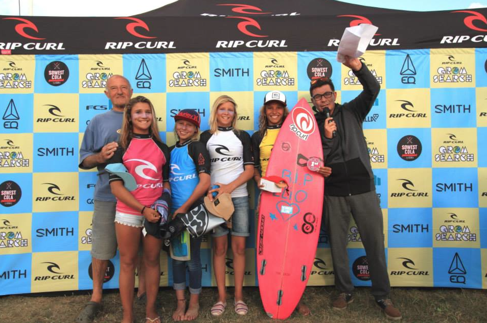 under 14s Anglet Rip Curl From Search 2015