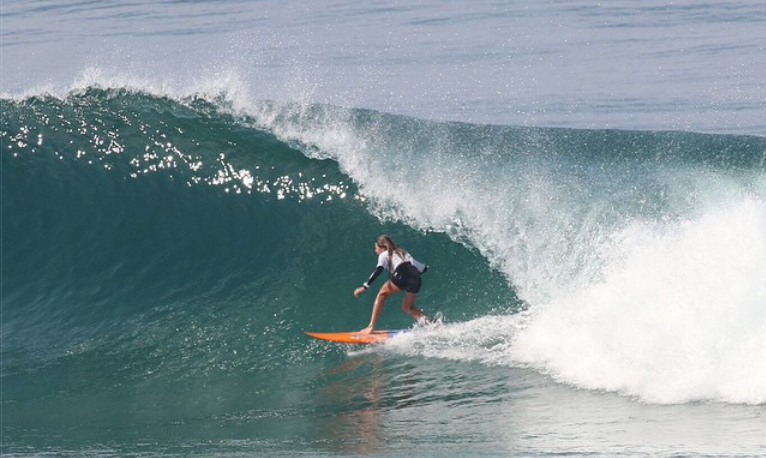 Sienna Coulter photo by Surfing NSW