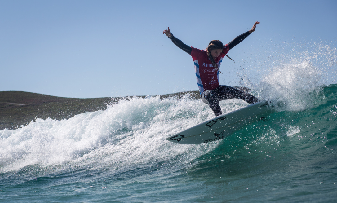 Leti Canals Bilbao photo by WSL / Poullenot
