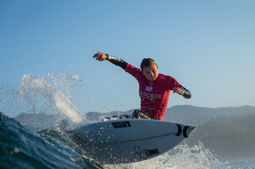 Lakey Peterson, Photo by WSL / Poullenot