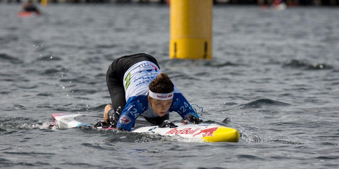 Jordan Mercer ISA Paddleboard Championships