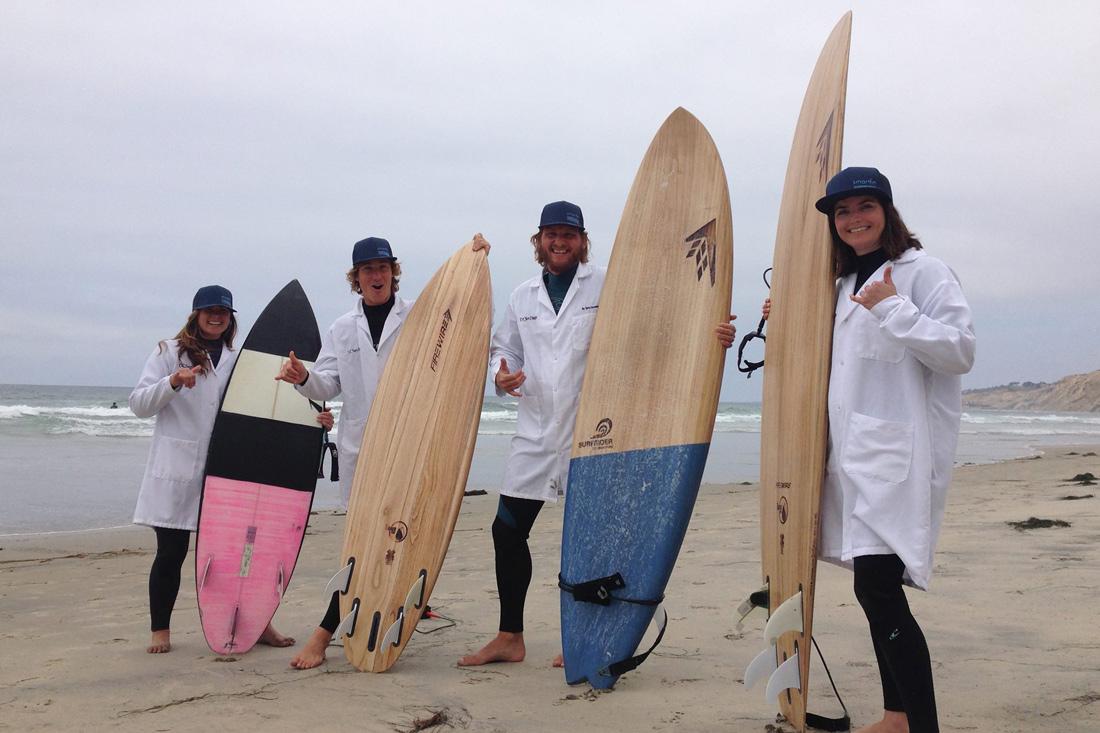 Smartfin Will Save The Ocean