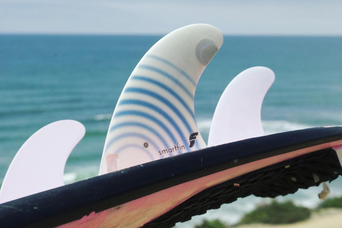Smartfin Saves The Ocean