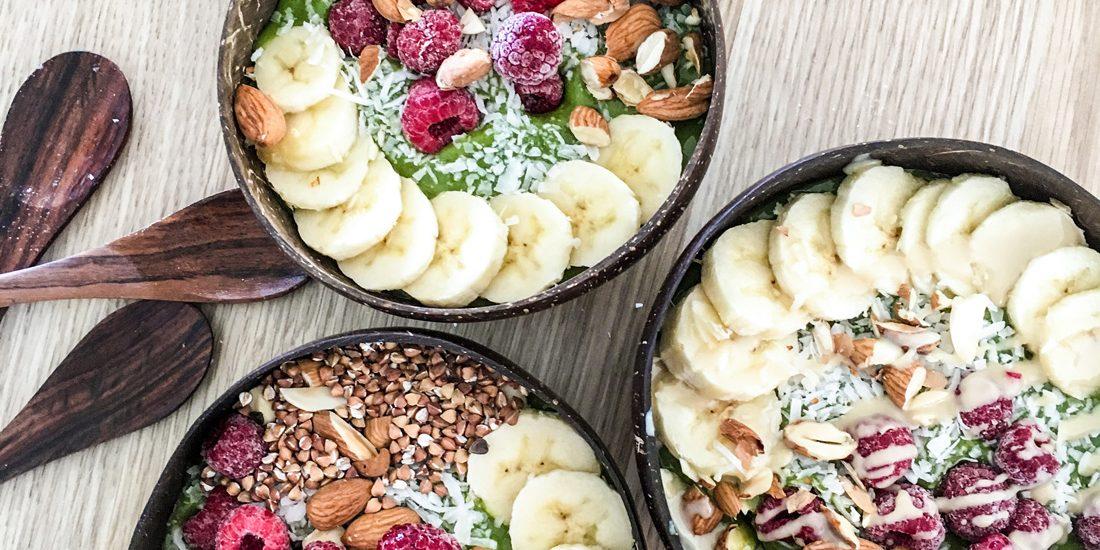 Tarnea O'meara Green Smoothie Bowl Recipe