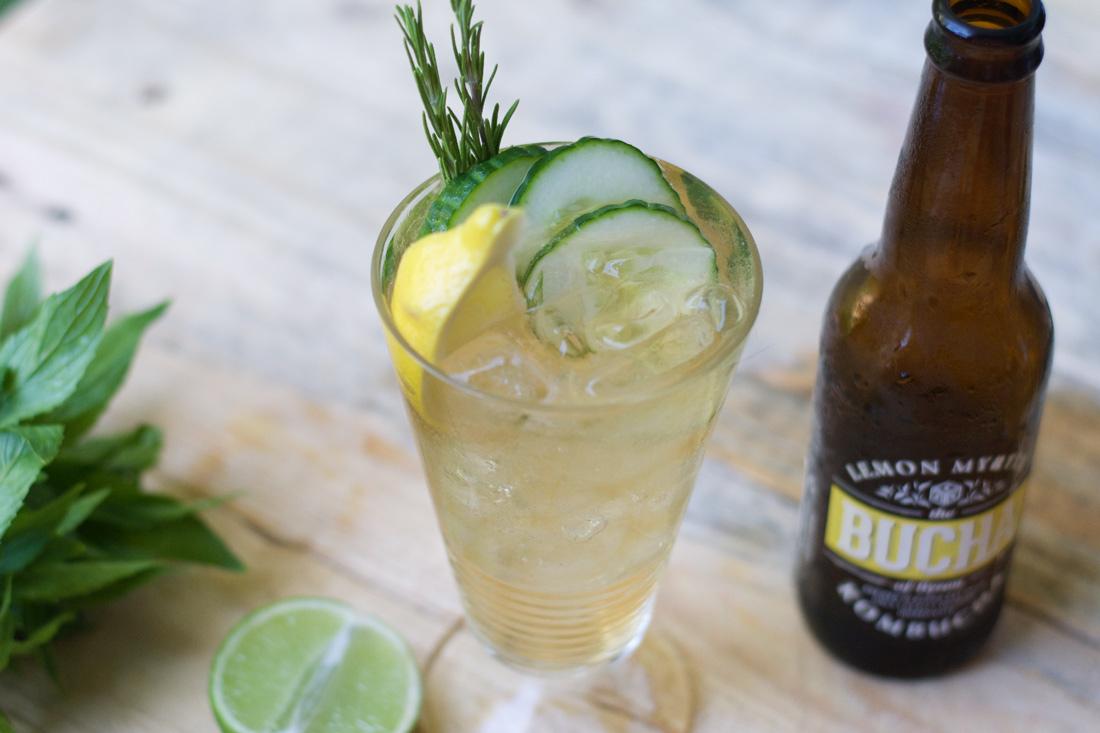 The Bucha Of Byron Lemon Myrtle Kombucha
