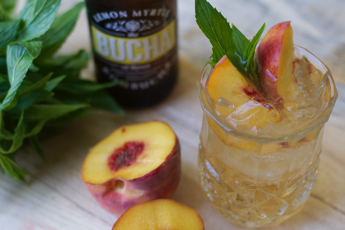 The Bucha Of Byron Lemon Myrtle Kombucha