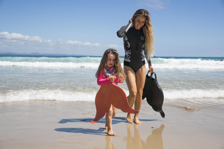 MINI TROPIX LONG SLEEVE UV SURFSUIT