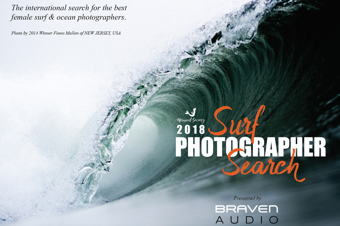 Surf Photographer Search 2018