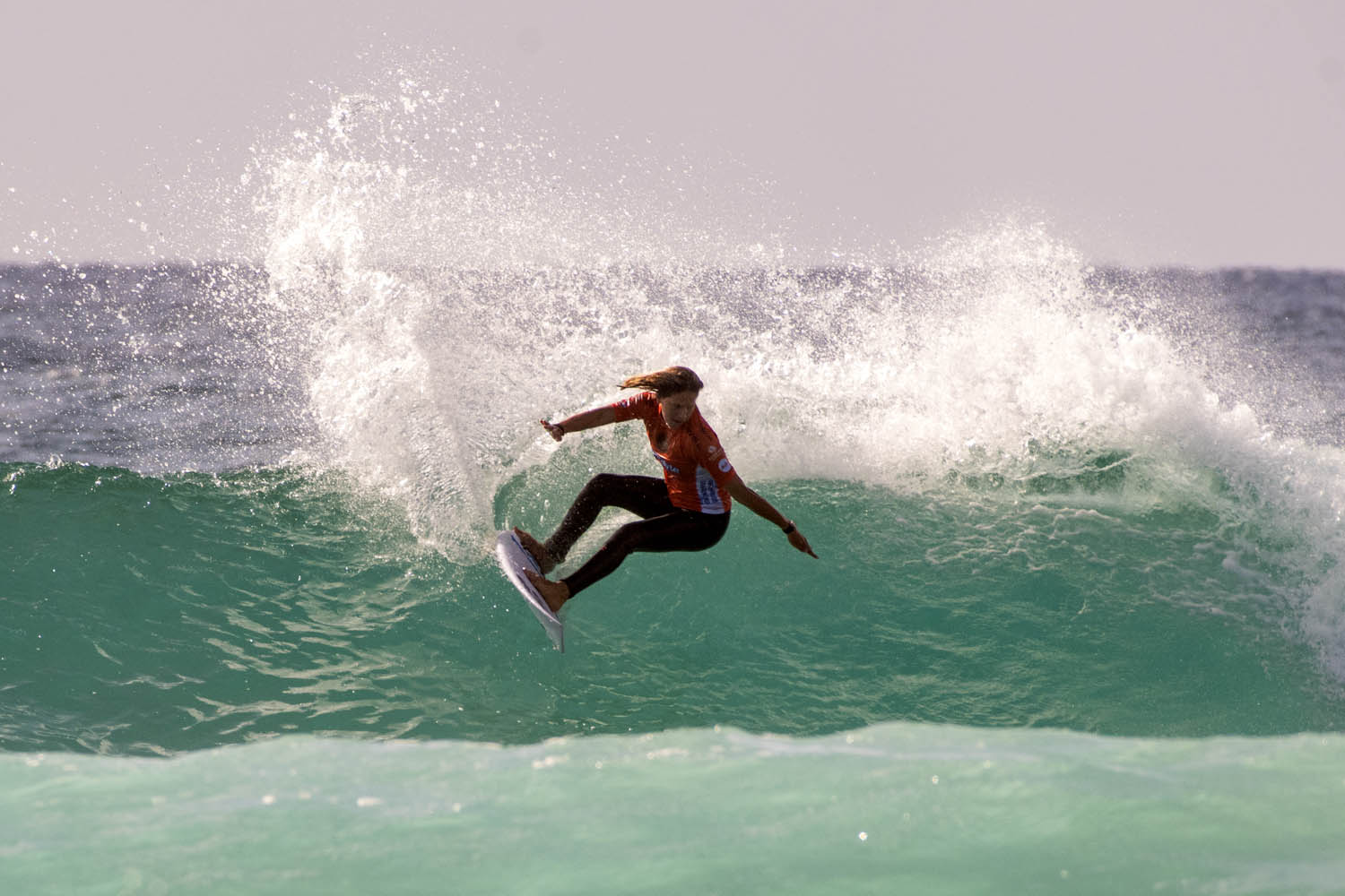 Zahli Kelly at the Hydralyte Sports Pro Junior Gold Coast