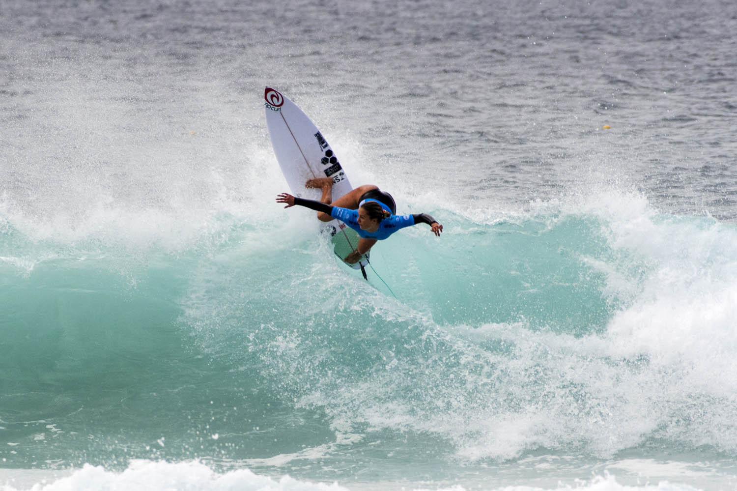 Kirra-Belle Olsson at the Hydralyte Sports Pro Junior Gold Coast