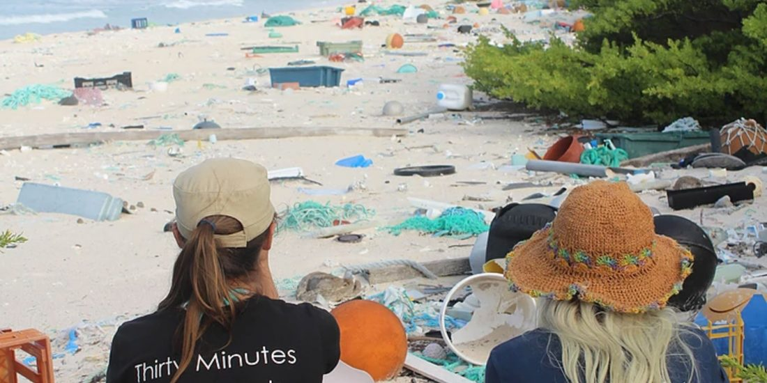 Alice Forrest Plastic in the South Pacific