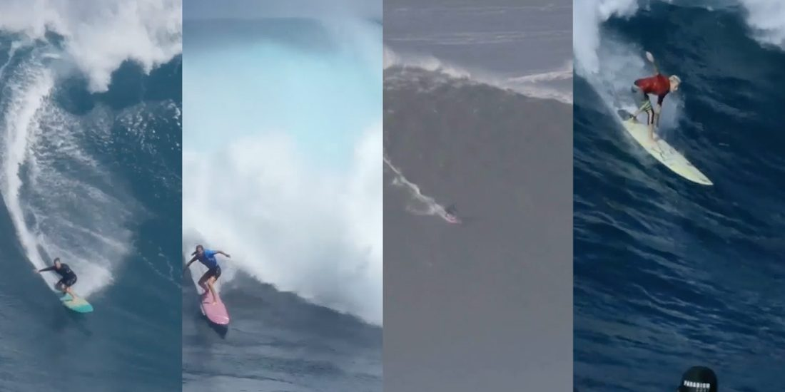 2018 WSL Big Wave Awards