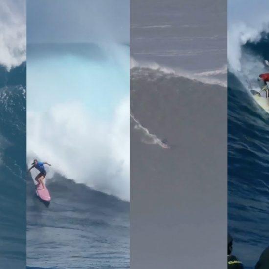 2018 WSL Big Wave Awards
