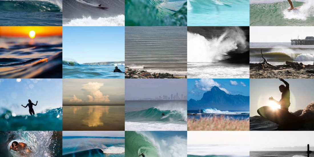 2018 International Surf Photographer Search presented by Braven Finalists