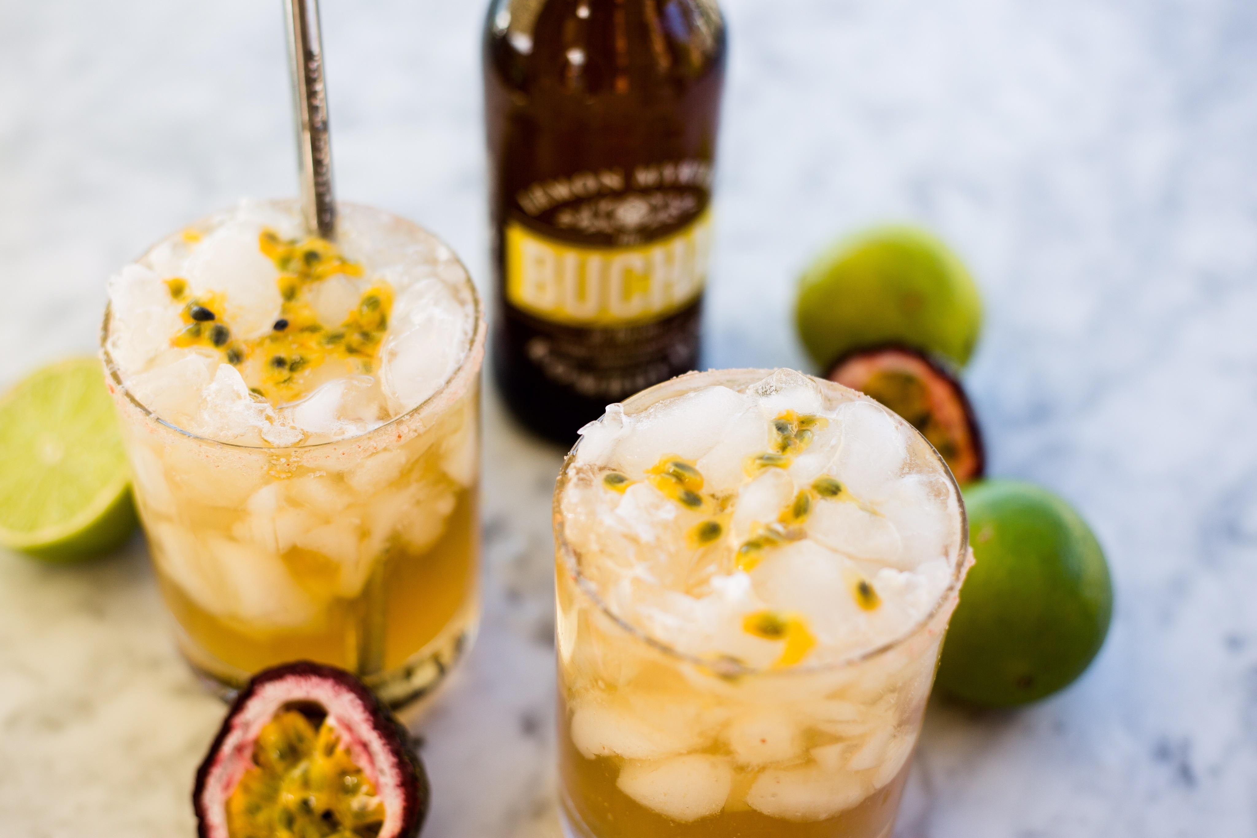 Lemon Myrtle Kombucha