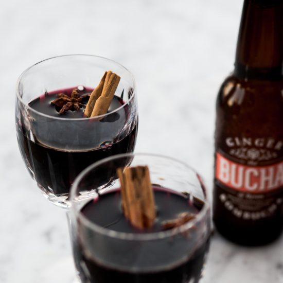 mulled wine recipe