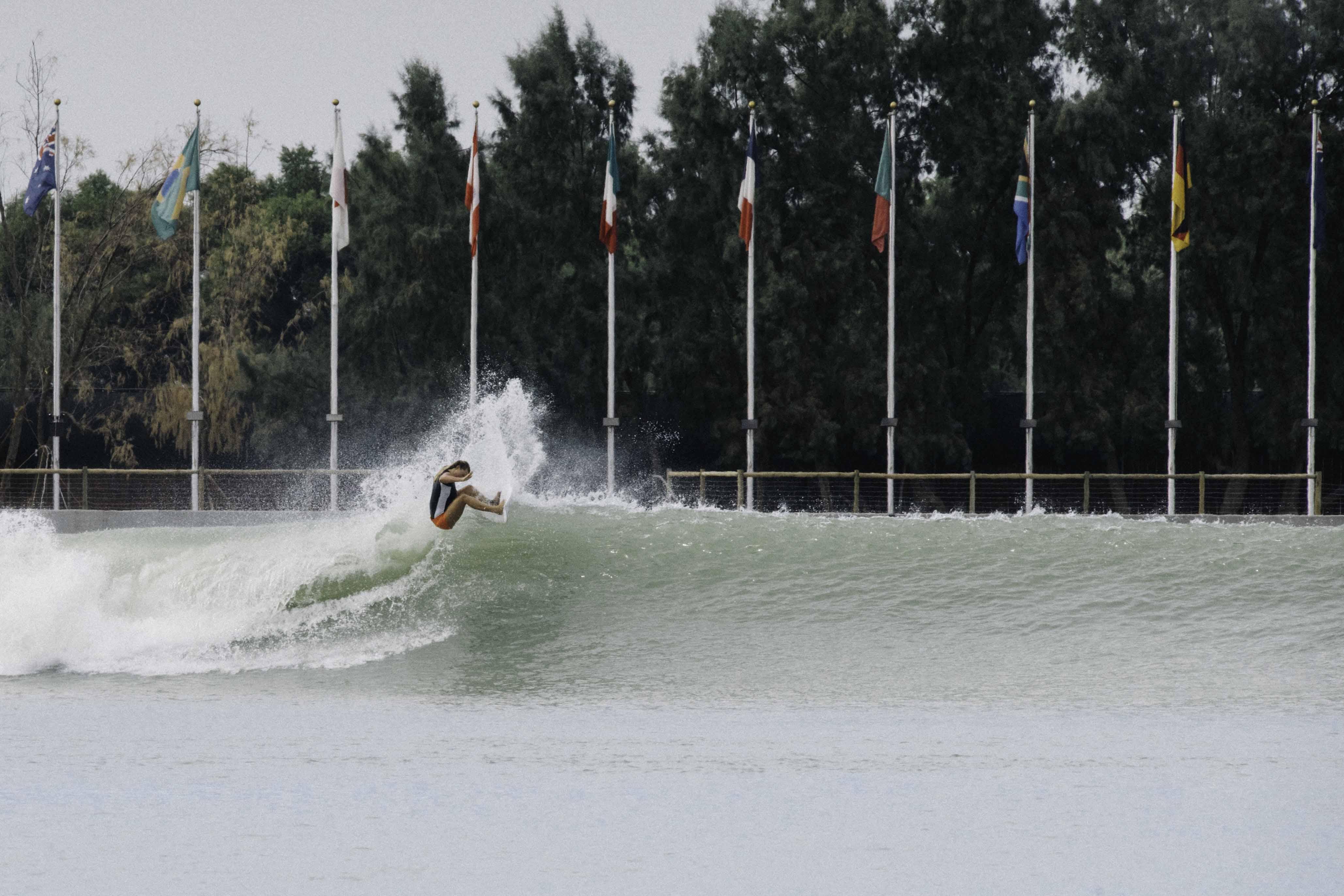 Bethany Hamilton Surf Ranch Pro